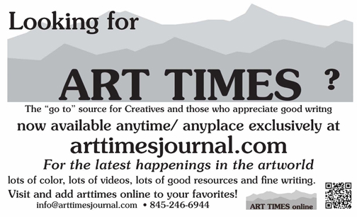 Looking for ART TIMES flyer