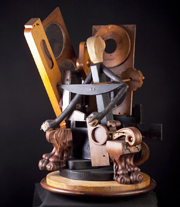Assemblage by Fay Wood