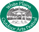 White Plains outdoor art show