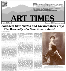 Summer 14 issue of ART TIMES