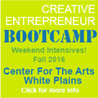 Center for the Arts Boot Camp