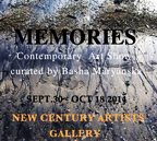 Memories Exhibition New Century Artists