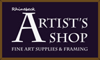 Rhinebeck Artists shop