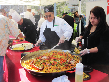 Paella Lovers United Paella Cook-Off and Spanish Culinary ...