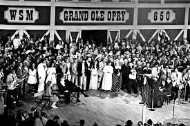 The Grand Ole Opry began just five years after commercial radio was born in the United States.