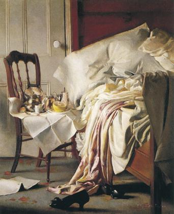 Elizabeth Okie Paxton. The Breakfast Tray